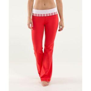 Lululemon - Groove Flare Yoga Pants